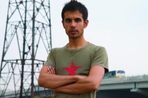 Rana Dasgupta   picture credit: Monica Narula 2006.