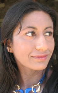 Roopa Farooki, author of The Way Things Look To Me