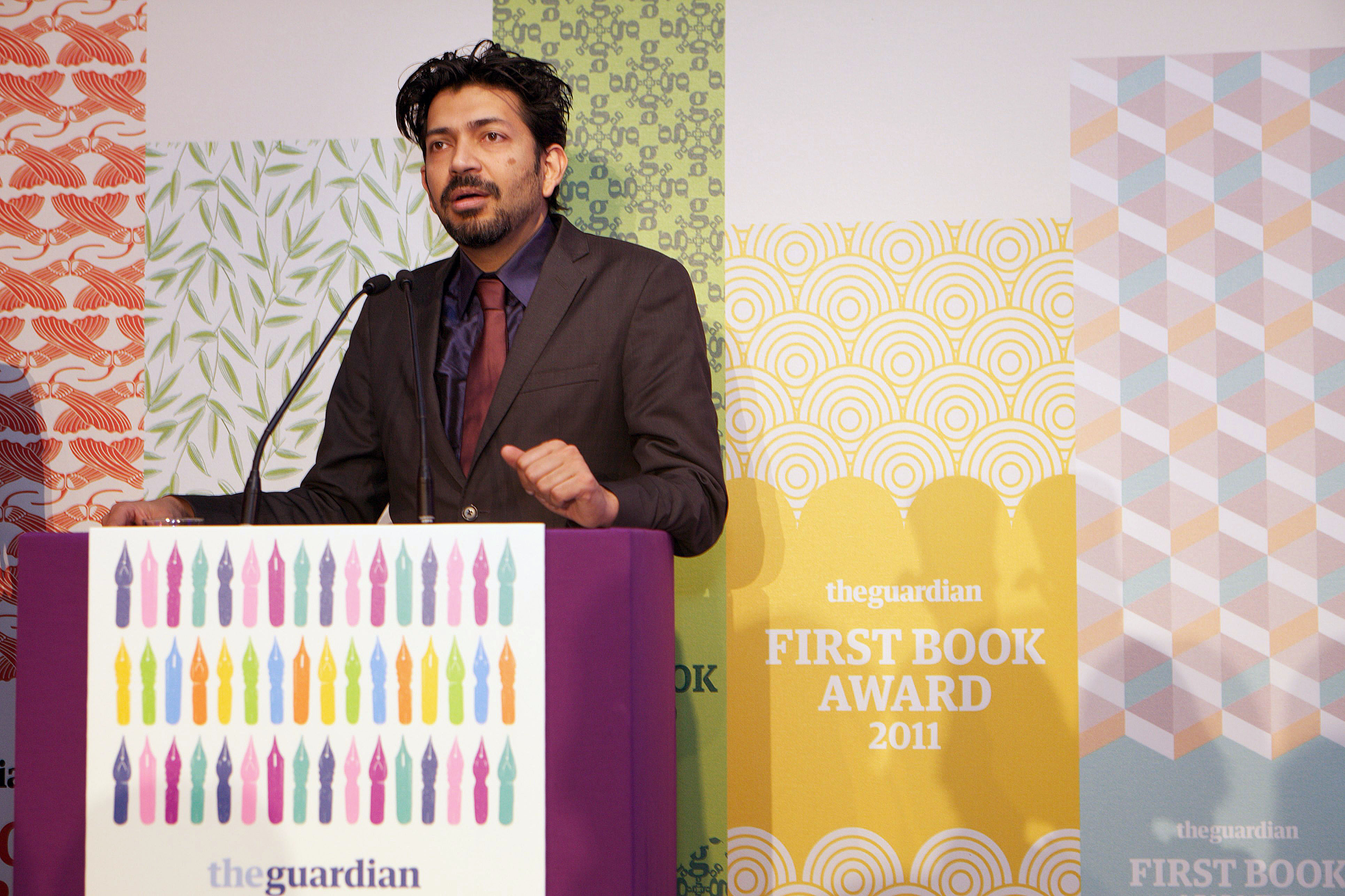 Guardian First Book Award