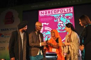 HS Narula, Jeet Thayil, Bhanwri Devi, Sharmila Tagore, Surina Narula